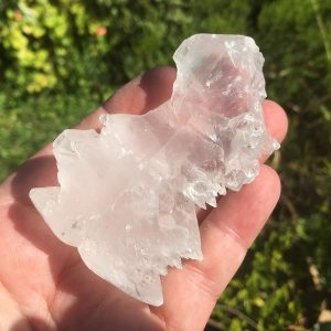 buy fishtail selenite crystal from Mexico