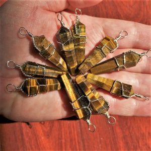 Tiger's Eye D/T Pendants