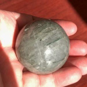 Actinolite Sphere