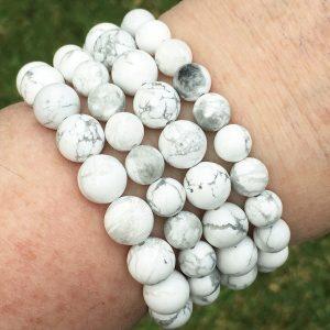 Howlite Bracelets