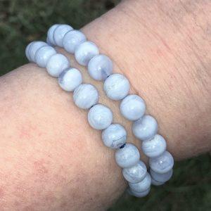 buy Blue Lace Agate bracelets