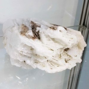 Albite with muscovite