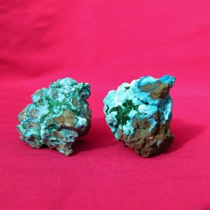 Chrysocolla Clusters