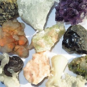 Cluster, Geode, Elestial ...