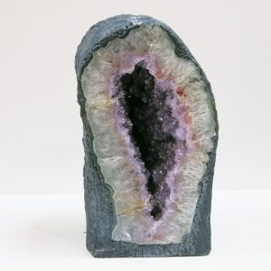 small amethyst cave from Brazil