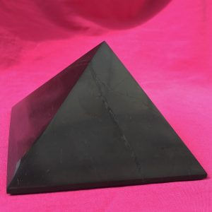 Very Large Shungite Pyramids from Russia
