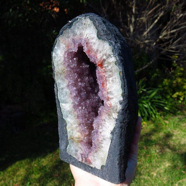 buy Brazilian small Amethyst Cave